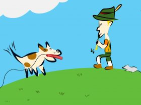 Animal Tales - Loaded Dog and Pied Piper