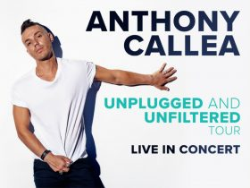 Anthony Callea - Unplugged and Unfiltered