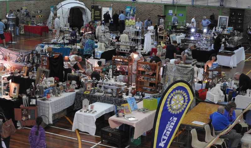 Antiques and Retro Fair Kiama NSW 19th and 20th January 2020