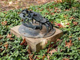 Antony Symons bronze sculpture