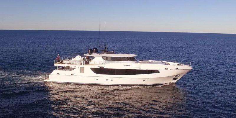 Sahana at Any Boat