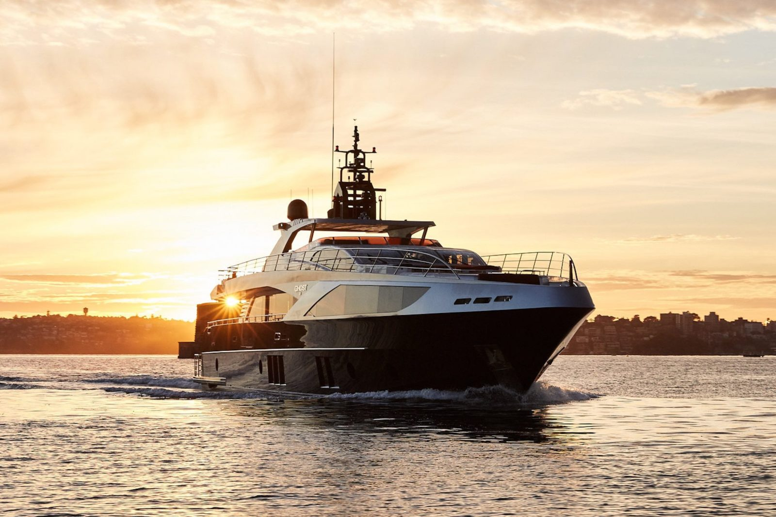 Ghost II Super Yacht