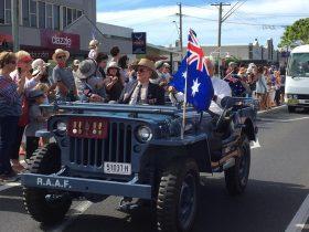 Ballina Anzac Day Parade