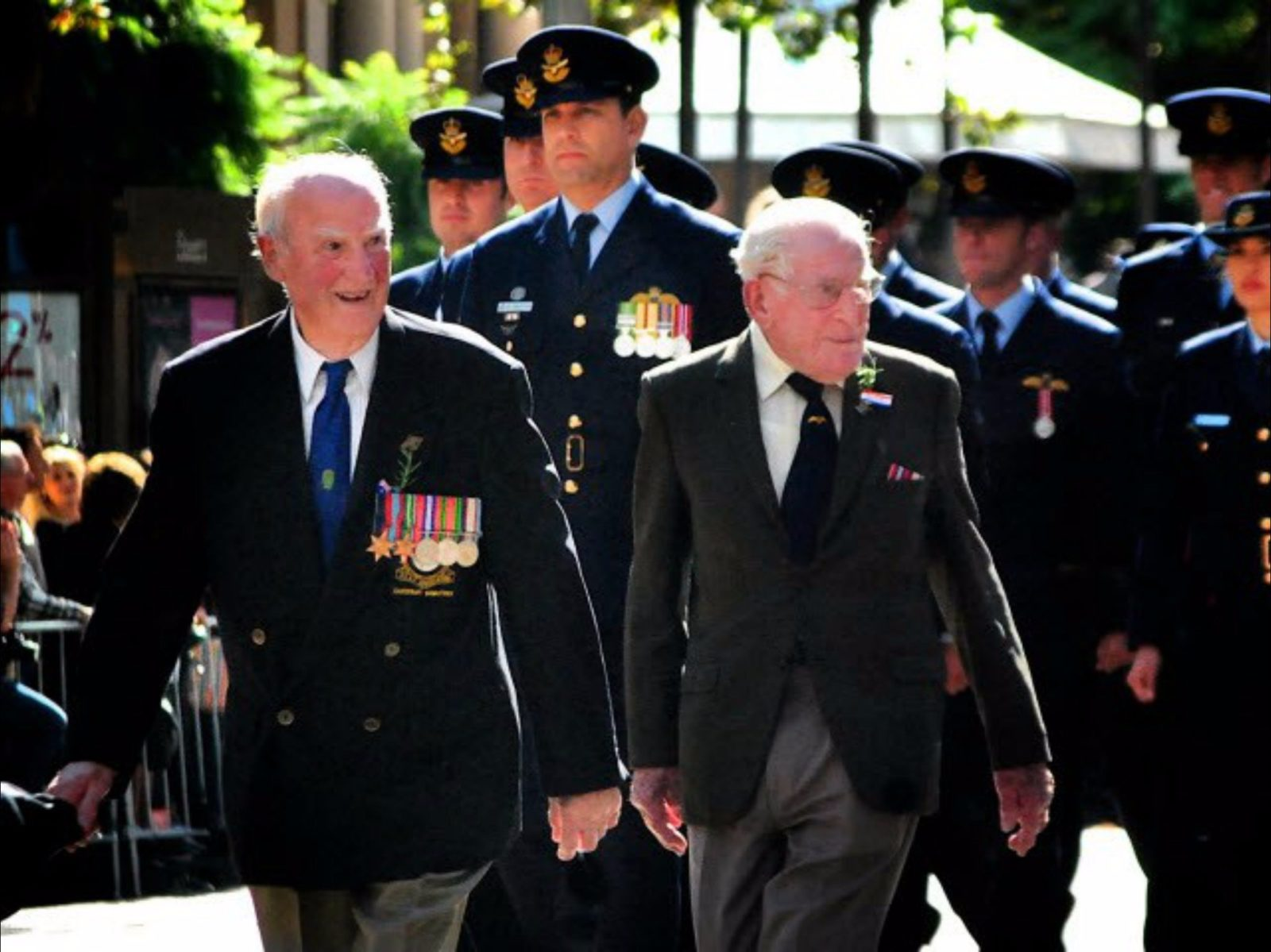 ANZAC March
