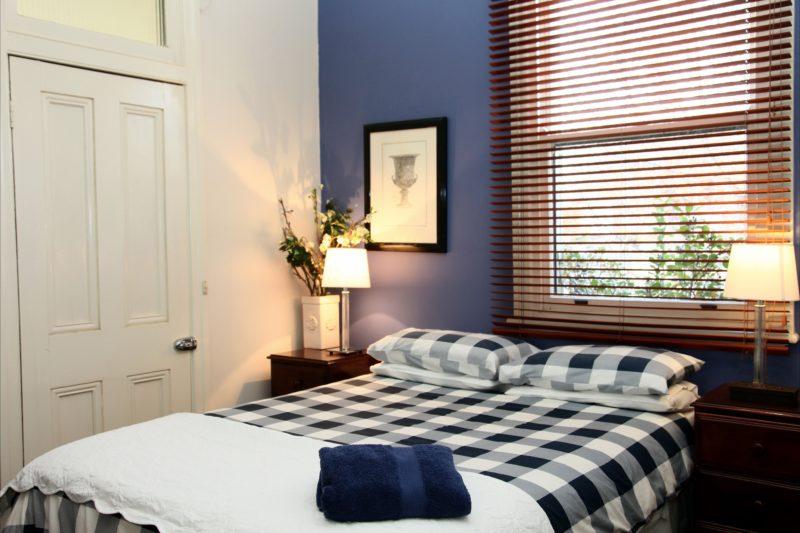 Two bed bedroom: Queen + Single
