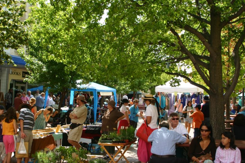 Armidale Markets in the Mall