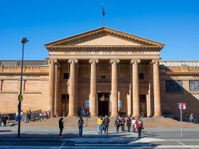 Art Gallery of NSW exterior