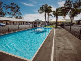 Moree Accommodation Pool