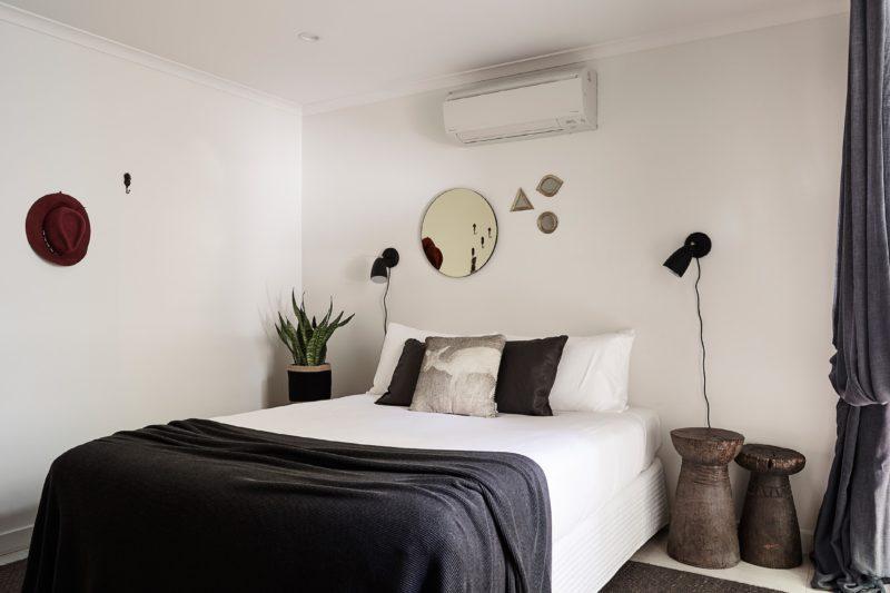 Arya - Byron Bay - Queen Bedroom Downstairs