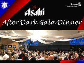 Asahi - After Dark Gala Dinner