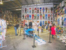 Ash's Speedway Museum Bathurst