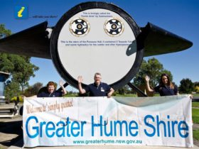 Holbrook Visitor Information Centre - Greater Hume Shire