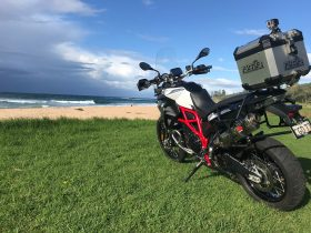 Hire an Adventure Motorcycle