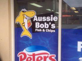Aussie Bob's Fish & Chips