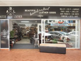Aussie Bush Leather - Storefront