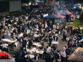 Aussie Night Markets Menangle