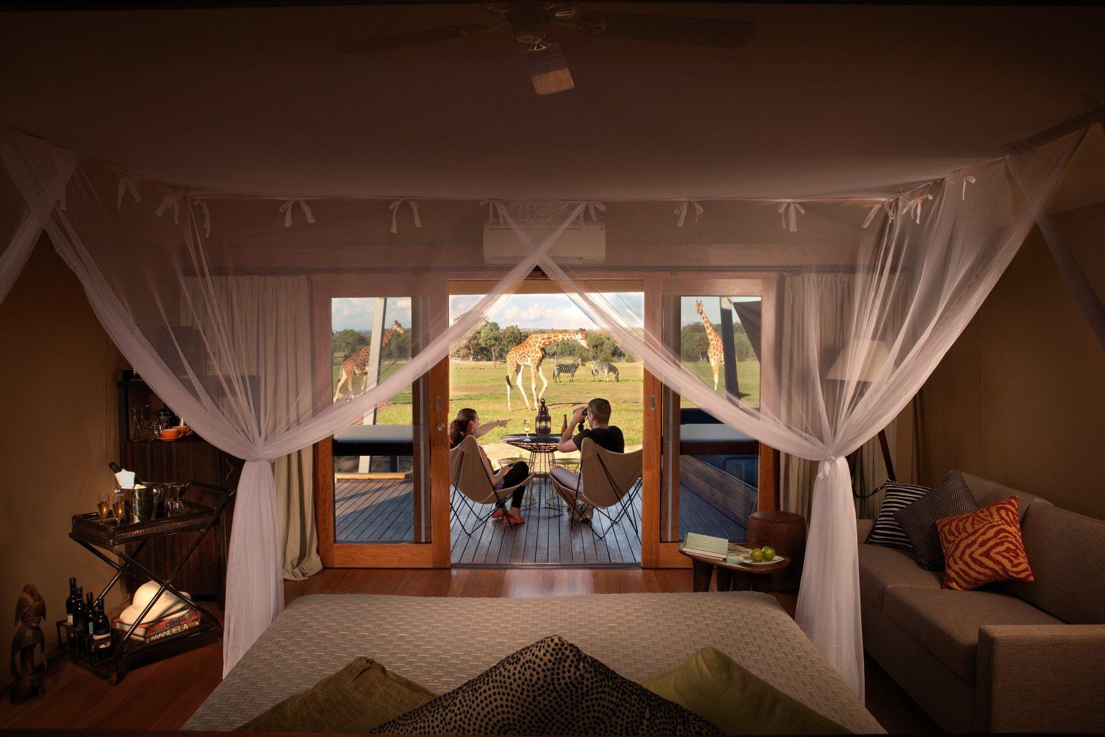 Dubbo Zoofari Lodge