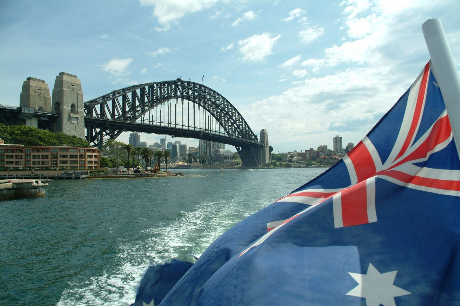 australia day cruises 2019