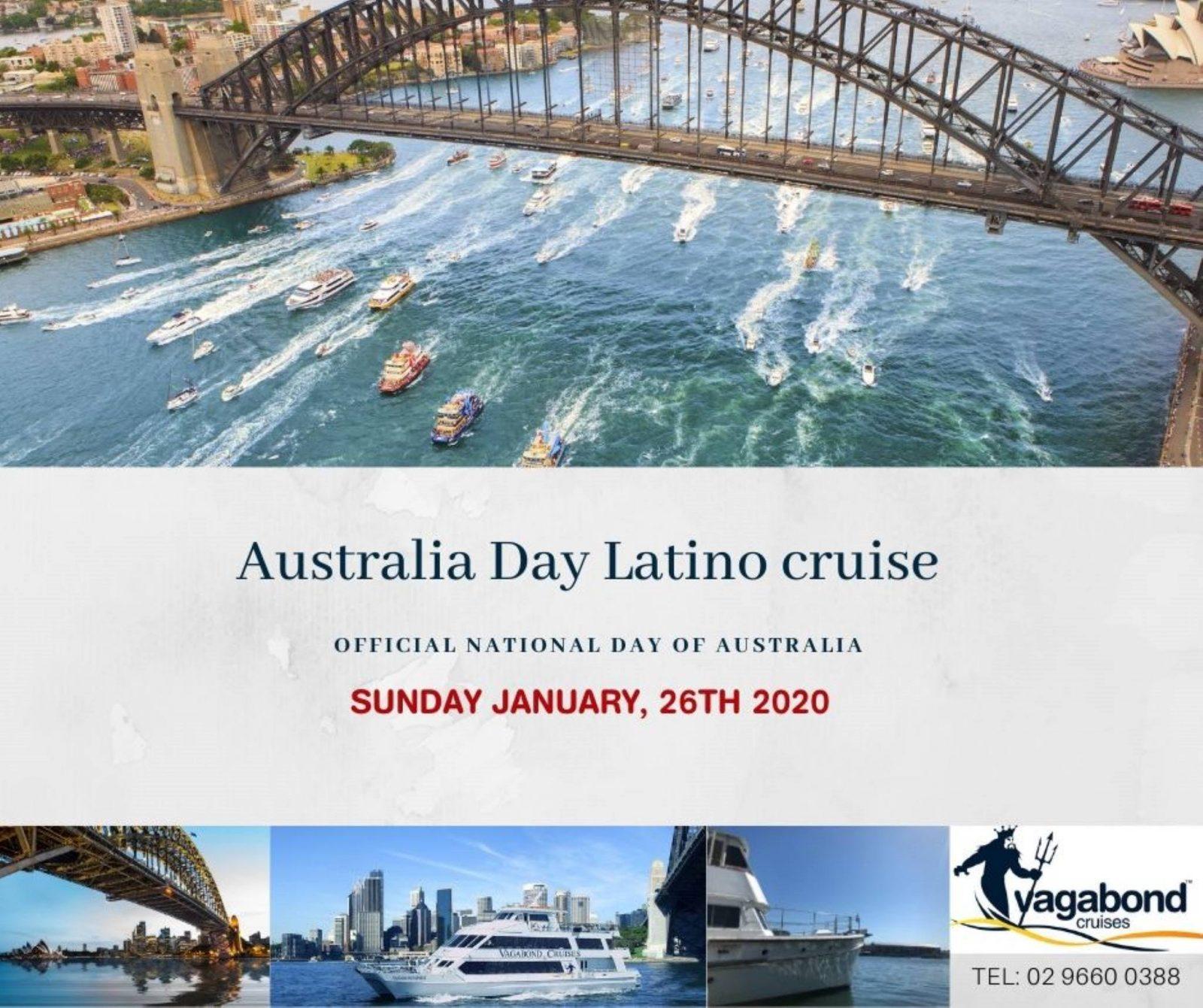 Latino Australia day