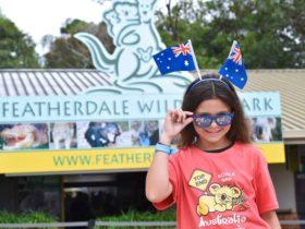 Blacktown City Wake up with Wildlife on Australia Day
