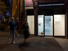 ACP Project Space Gallery on Foley Street
