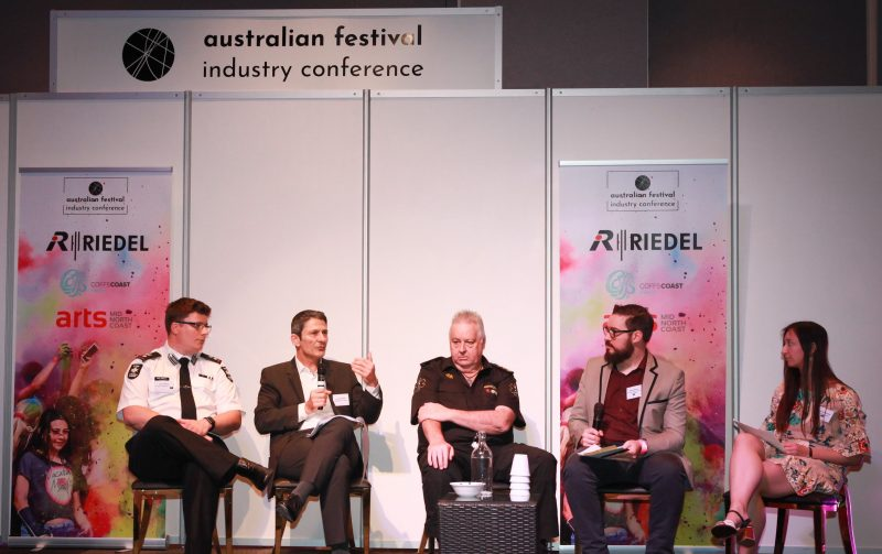 Pre-hospital Health and Medical Safety Panel Discussion