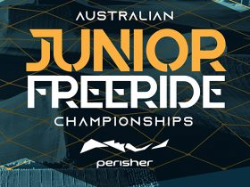 Freeride event at Perisher