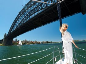 Sail on Sydney Harbour
