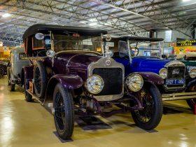 Australian Motorlife Museum Annual Motoring Expo