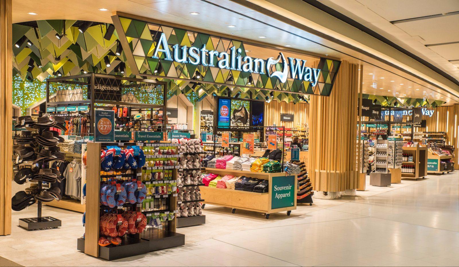 Australian Way Souvenirs Australian Made Gifts Sydney Airport