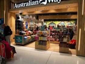 Australian Way Sydney Airport Landside Souvenirs Gifts