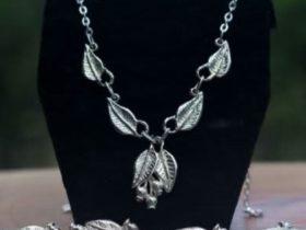 Australian Wildflower Jewellery Gallery