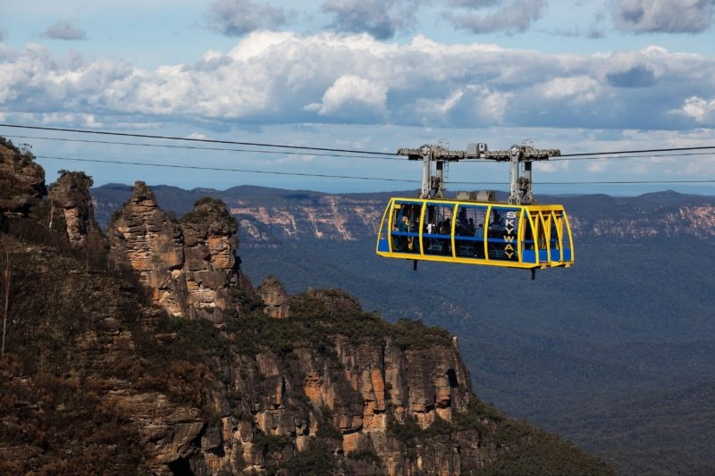 Autopia Tours, Blue Mountains, Scenic World, Skyway Cableway, nature, bushlands, iconic views