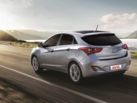 Avis Car Rental - Hyundai i30