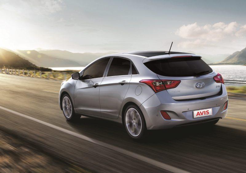 Avis Car Rental - Hyundai i30