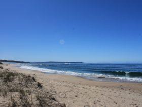 Kirby's Beach Berrara