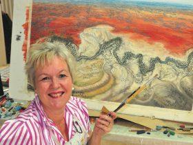 Jenny Greentree - Artist