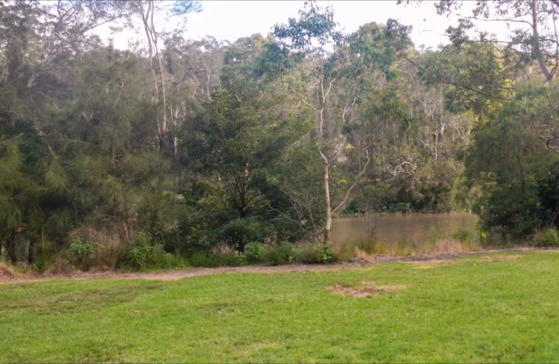 Bakers Flat picnic area