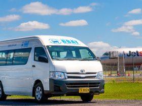 Ballina Byron Airport Transfers - BBAT