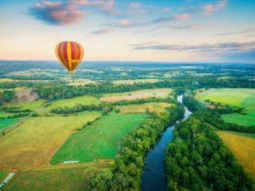 Balloon Rides over Camden
