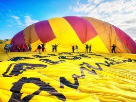 Camden Ballooning Adventure