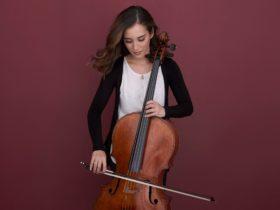 Meta Weiss - cellist