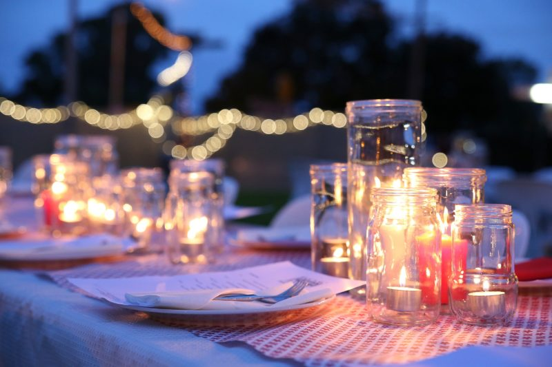 Candlelight in Molong - Banjo Paterson Festival Dinner