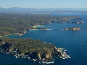 Burrewarra Point