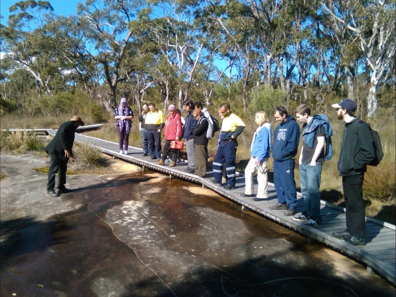Bulgandry Aboriginal place - Kariong