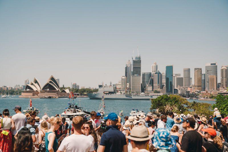 Sydney harbour views