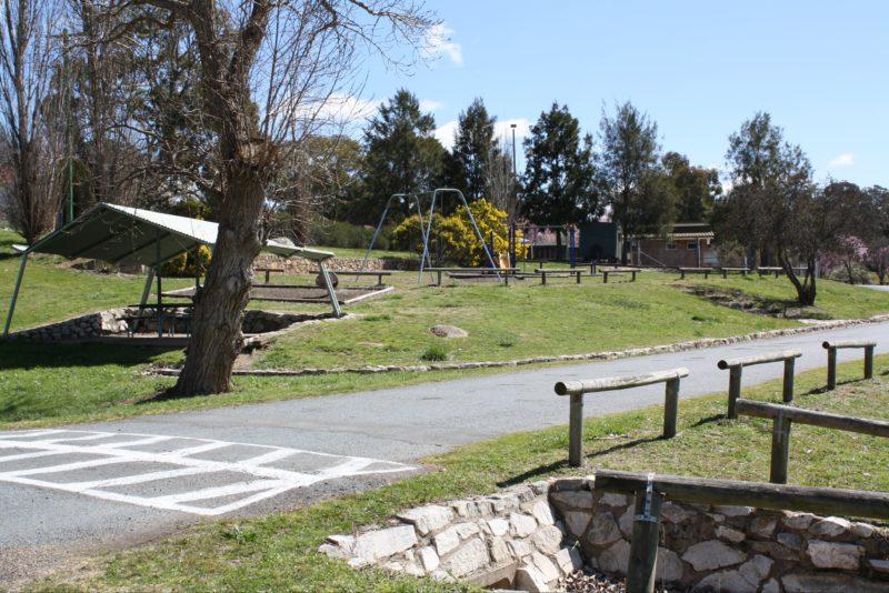 Barbour Park Rest Area