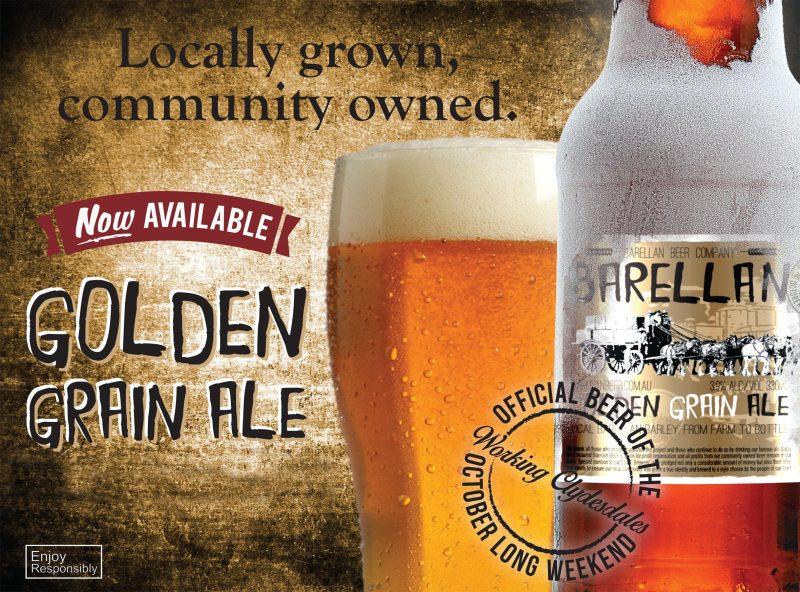 Barellan Beer Poster