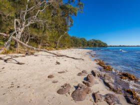 Barfleur Beach