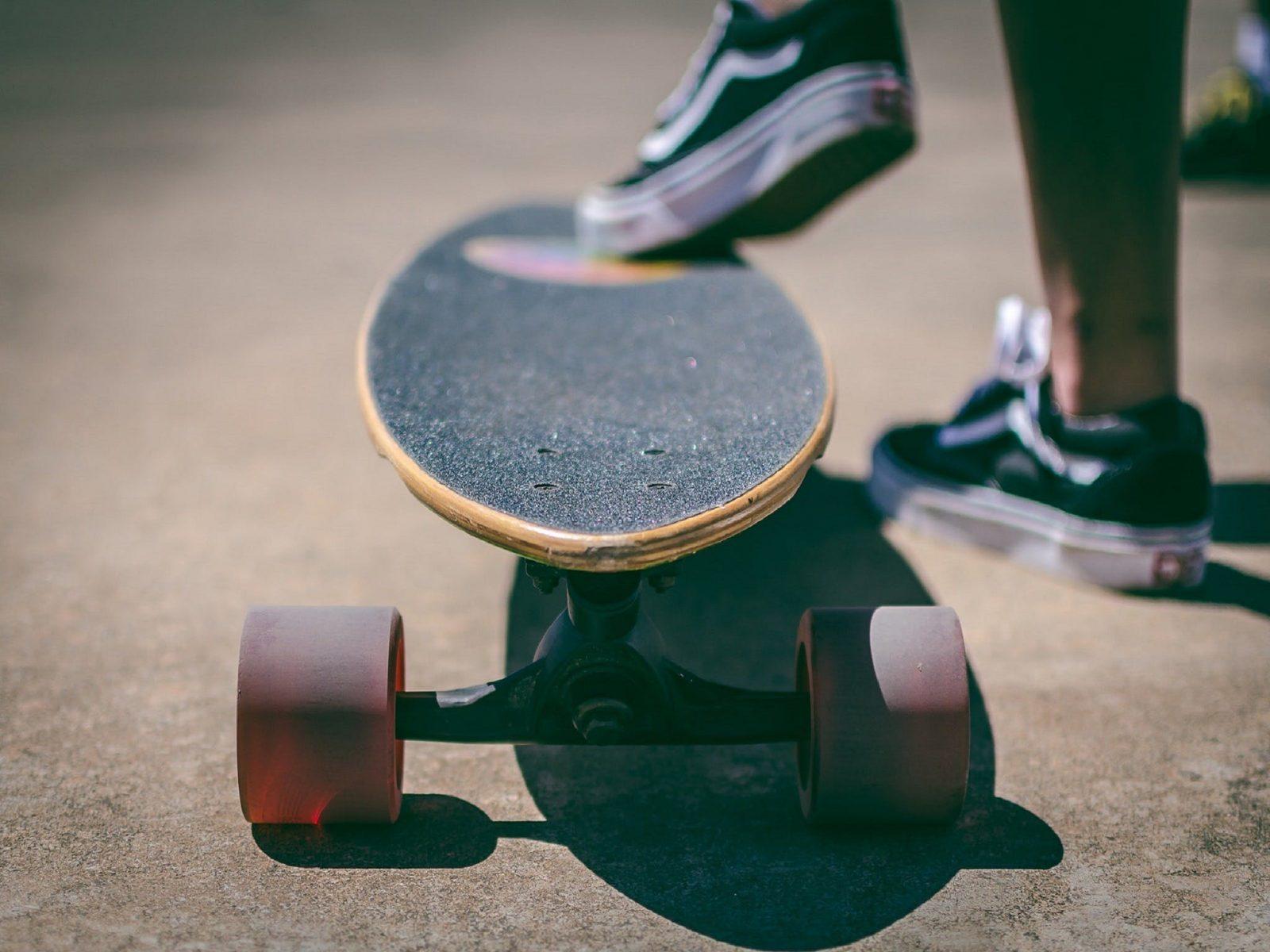 Barham Skate League Competitio